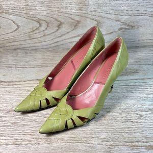 "Olive Tahari ""Topic"" Pointed Toe Heels"